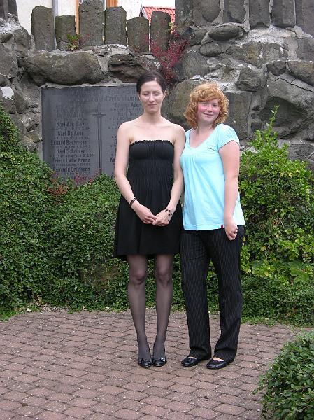 Goldene Hochzeit Gerlinde Und Werner Kranz Im Juli 2008dscn6317
